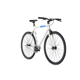 FIXIE Inc. Blackheath Stadsfiets, wit/blauw